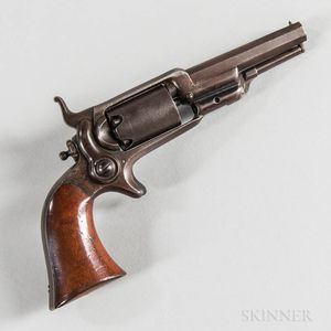 "Colt Model 1855 Sidehammer ""Root"" Revolver"