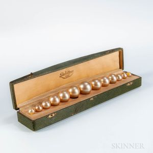"Delettrez ""Le Parfum XXIII"" or ""String of Pearls"" Presentation Perfumes"