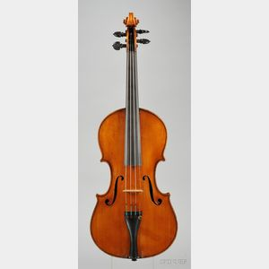 Italian Violin, Giulio Degani, Venice, 1909