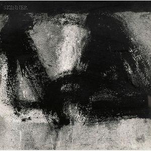 Aaron Siskind (American, 1903-1991)      Jalapa 63 (Homage to Franz Kline)