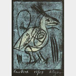 Anne Ryan (American, 1889-1954)      New Bird