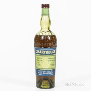 Green Chartreuse, 1 23.6oz bottle