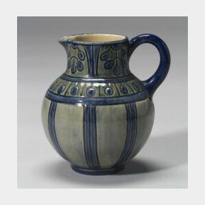 Newcomb College Pottery Pitcher
