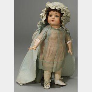 Celluloid Socket Head Toddler Doll