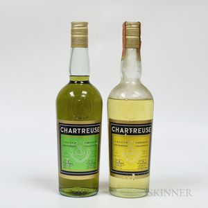 Mixed Chartreuse, 2 23.7 oz bottles