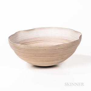 Andy Shaw Studio Pottery Bowl