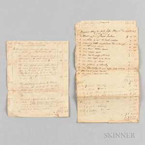 Two Margaret McCoy Documents