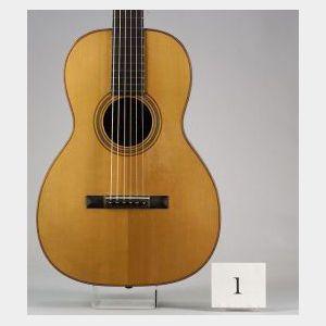 American Guitar, C. F. Martin & Company, Nazareth, 1926, Model O-21