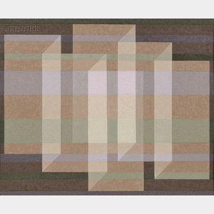 Hannes Beckmann (German/American, 1909-1977)      Mirage