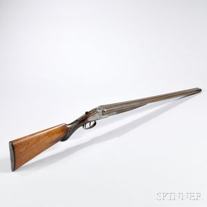L.C. Smith No. 0 Grade 12 Gauge Double-barrel Shotgun