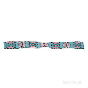 Nez Perce Blanket Strip