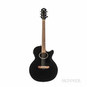 Guild F4-CE Acoustic Electric Guitar, c. 2000