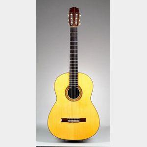 Spanish Classical Guitar, Manuel de la Chica, Granada, 1964