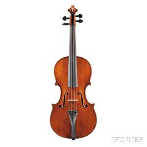 Modern Italian Violin, Carlo De March, Venezia, 1953