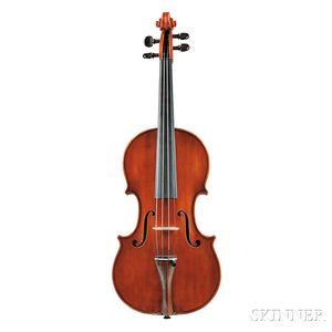 Modern Italian Violin, Giuseppe Stefanini, Lugo, 1952