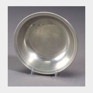 """Small """"Love"""" Pewter Basin"""