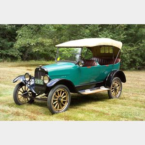 *1916 Briscoe Touring Car Vin # 32077, (not running)