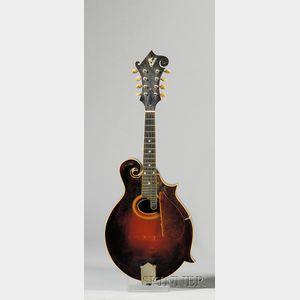 American Mandolin, Gibson Mandolin-Guitar Company, Kalamazoo, c. 1927, Model F-2