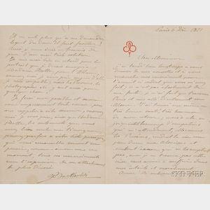 Bartholdi, Frederic A. (1834-1904)