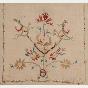 Skyros Silk Embroidery