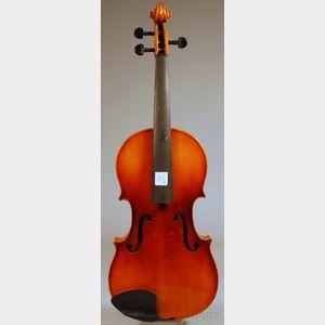 Modern Viola, Anton Schroetter Workshop, Mittenwald, c. 1970