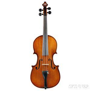 French Violin, Jerome Thibouville-Lamy, Mirecourt, c. 1900