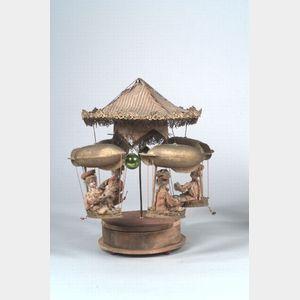 Automaton of a Carousel by Renou