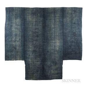 """""""Linsey-Woolsey"""" Whole Cloth Quilt"""