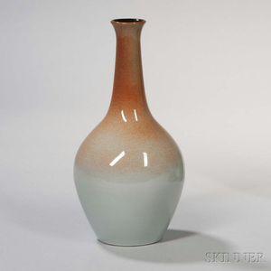 Wedgwood Norman Wilson Design Bottle-shaped Vase
