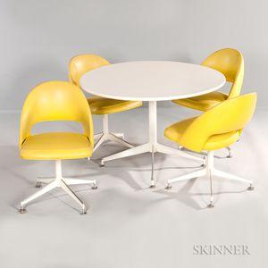 Mid-20th Century Dinette Set