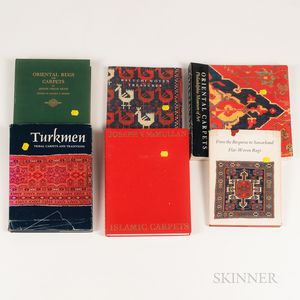 Six Rug Books
