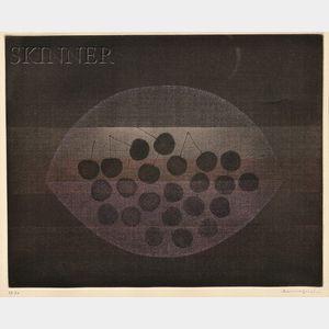 Yozo Hamaguchi (Japanese, 1909-2000)      Black Cherries