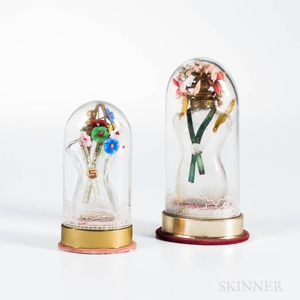 "Two Schiaparelli ""Shocking"" Perfumes"