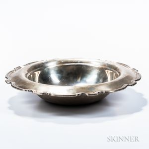 Tiffany & Co. Sterling Silver Center Bowl