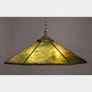 Bigelow & Kennard Hanging Lamp