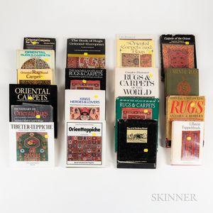 Nineteen Rug Books