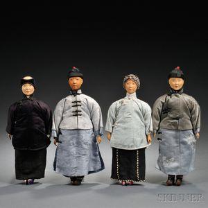 Four Door of Hope Mission Dolls