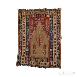 East Anatolian Prayer Kilim