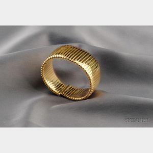 18kt Gold Bracelet, Carlo Weingrill