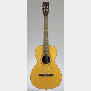 American Guitar, The Vega Company, Boston, c. 1920