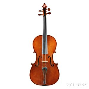 Contemporary Viola, Probably American