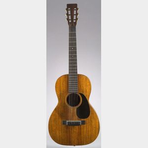 American Guitar, C.F. Martin & Company, Nazareth, 1927, Model 0-18K