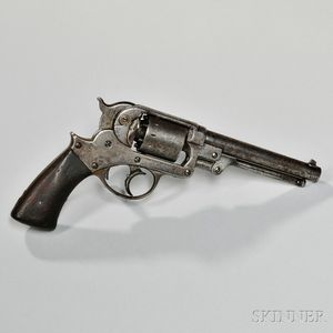 Starr Arms Double Action 1858 Revolver