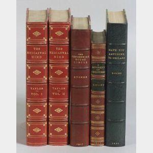 (20th Century Literature)