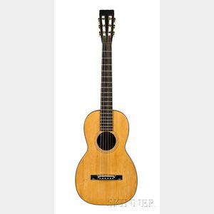 American Guitar, C.F. Martin & Company, Nazareth, c. 1865, Style 3-17