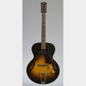 American Archtop Electric Guitar, Gibson Incorporated, Kalamazoo, 1955