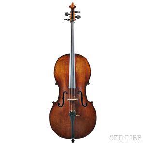 Seven-eighths Size Bohemian Violoncello