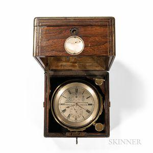 Two-day Parkinson & Frodsham Marine Chronometer