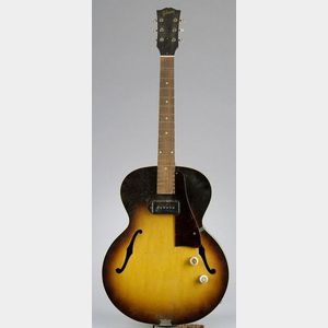 American Archtop Electric Guitar, Gibson Incorporated, Kalamazoo, 1960, Model ES-125   T