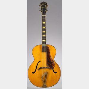 American Archtop Guitar, The Gretsch Company, Brooklyn, 1947, Model   Synchromatic, 115